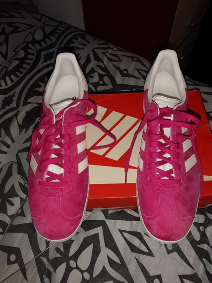Zapatillas adidas Rosas Gazelle