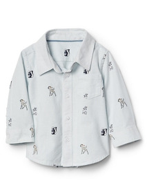 Camisa Babygap De Oxford Do Bebê De Disney Disney