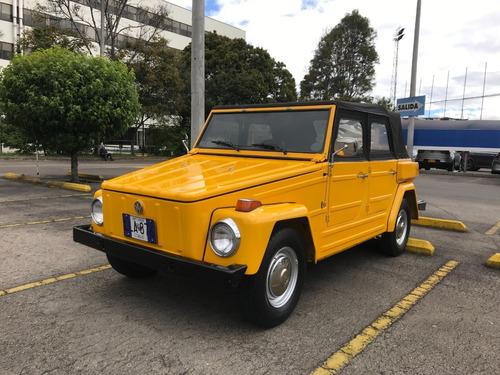 Volkswagen Safari De Coleccion