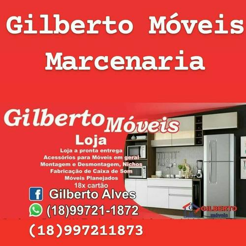 Gilberto Móveis Marcenaria