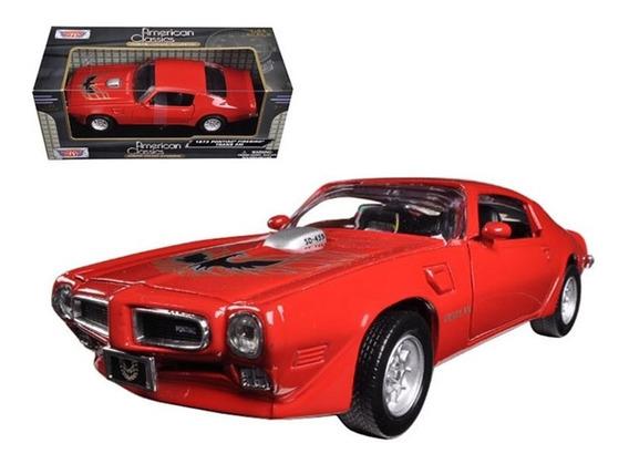 Motor Max 1/24 Pontiac Firebird Trans Am 1973
