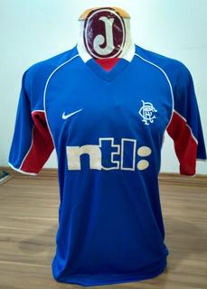 Camisa Rangers Nike Ntl Azul