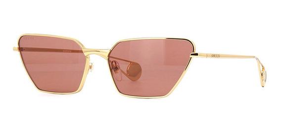 Gucci Gg0538s - Cor 002 - Óculos De Sol Gucci