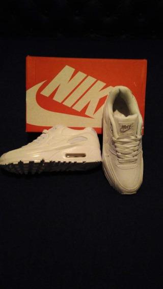 Zapatillas Nike Air Max 90 White