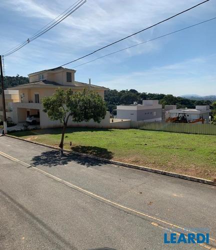 Terreno Em Condomínio - Alphaville - Sp - 618884