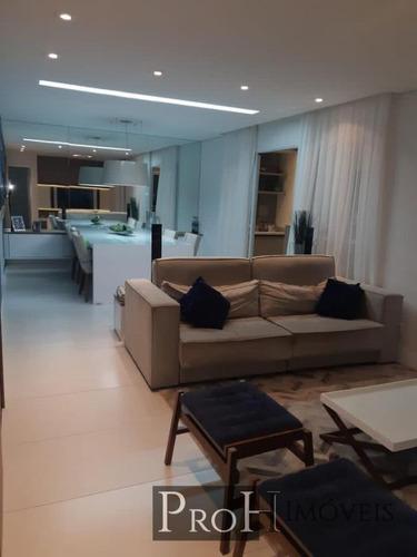Imagem 1 de 15 de Apartamento Para Venda Em São Bernardo Do Campo, Centro, 3 Dormitórios, 1 Suíte, 3 Banheiros, 2 Vagas - Dombrutai_1-1688220