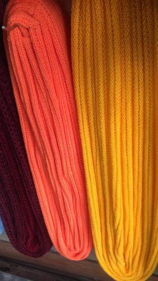 Bufandas Circulares Varios Colores, Mayorista