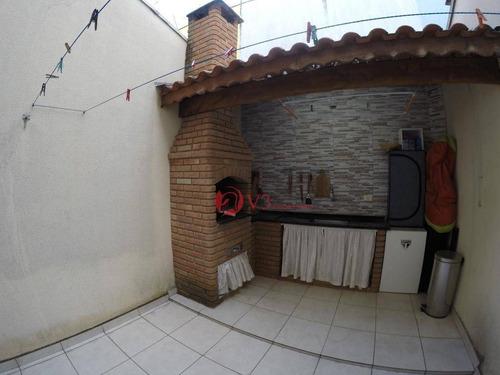 Sobrado À Venda, 115 M² Por R$ 850.000,00 - Vila Nova Savoia - São Paulo/sp - So0250