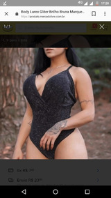 Body Bruna Marquezine .