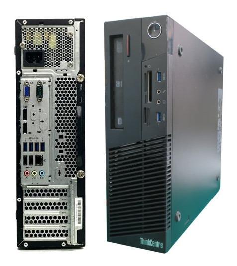 Lenovo Thinckcentre M93p (intel I7 - Ram 16gb - Ssd 240gb)