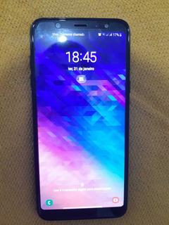 Celular A6+ Samsung
