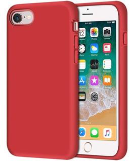 Capa Para Celular Anuck Silicone Para Apple iPhone 7/8