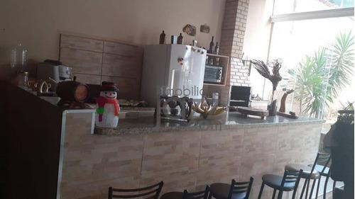 Apartamento Garden Com 3 Dormitórios À Venda, 140 M² Por R$ 580.000 - Parque Prado - Campinas/sp - Ap3320
