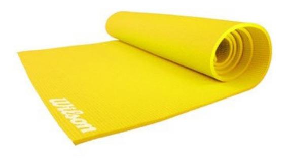 Colchoneta, Mat Yoga, Pilates (tapete) 6mm Wilson // Bamo