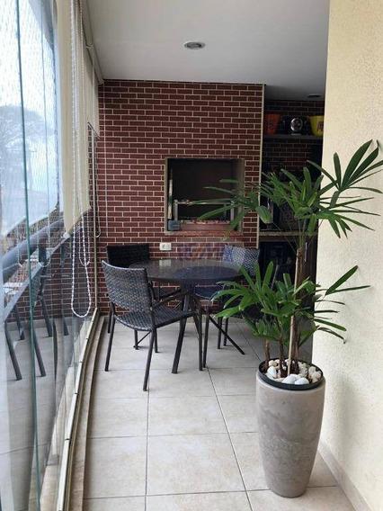Apartamento Com 3 Quartos À Venda, 122 M² Por R$ 949.900 - Parada Inglesa - São Paulo/sp - Ap0559