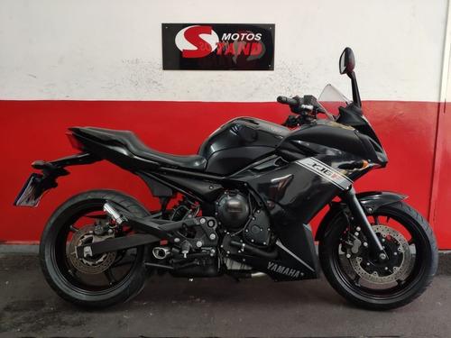 Yamaha Xj6 F Xj6f Xj 6f Xj-6f 600 2012 Preta Preto
