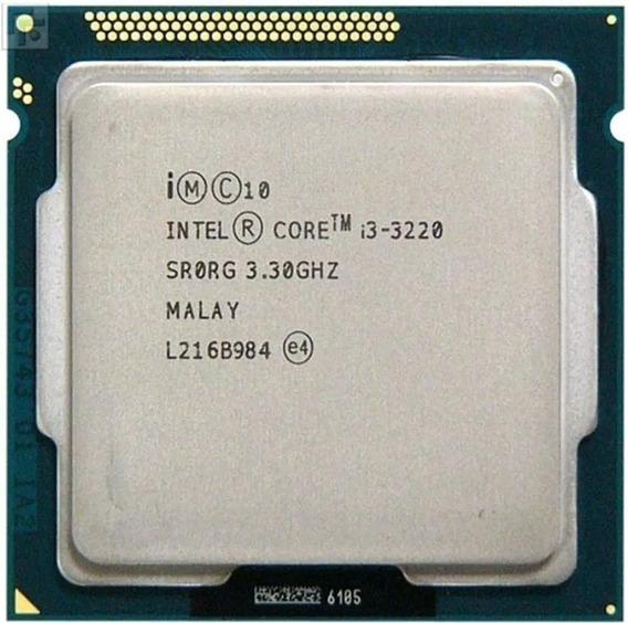 Processador Intel Core I3 3220 Com Cooler
