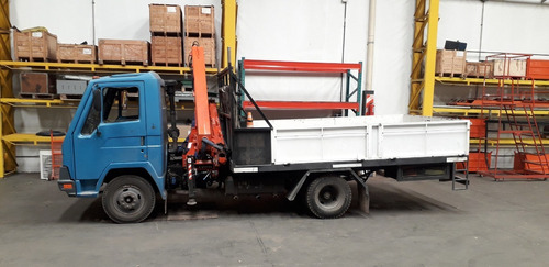 Camion Grua 65-deutz Agrale. 10-dynamic 10 Grua Ferioli