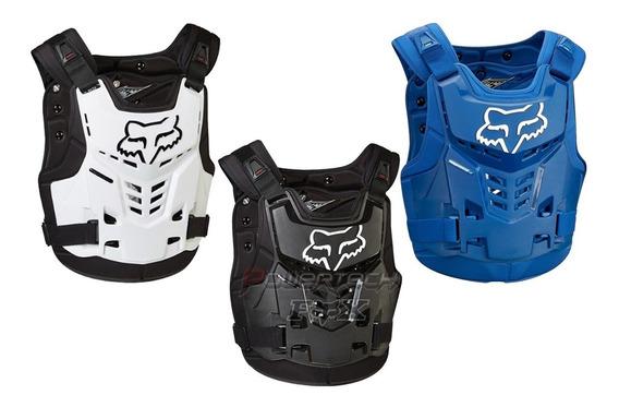Pechera Motocross Fox Proframe Azul Thor Troylee Powertech