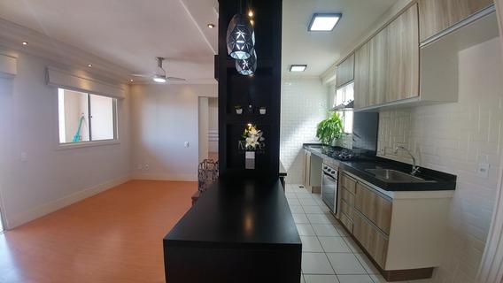 Venda De Apartamento Modelo Camila Com 3 Quartos, Sendo 1 Suíte, Imóvel Com Excelentes Acabamentos E Rico Em Planejados, Em Condomínio No Villa Flora - Ap00342 - 34180782