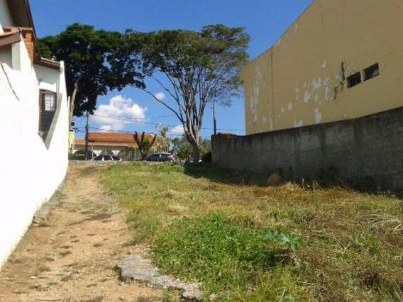 Terreno Residencial À Venda Em Itatiba. - Te2551