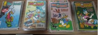Pato Donald, Lote Com 39 Gibis - Revista Usada Em Bom Estado