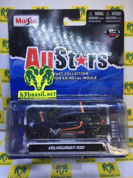 Bx401 Maisto All Stars Vw Volkswagen Golf R32 Racing H3br
