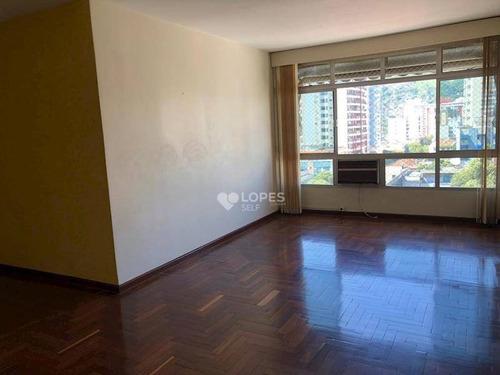 Apartamento À Venda, 128 M² Por R$ 720.000,00 - Icaraí - Niterói/rj - Ap31608