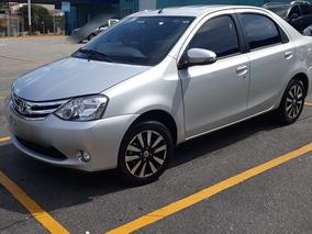 Toyota Etios 1.5 16v Platinum 4p 2016