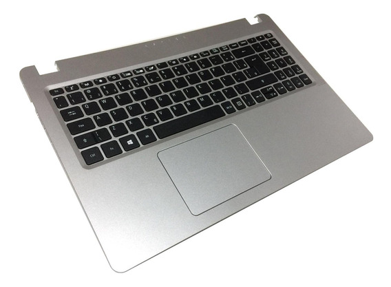 Base Superior Acer Aspire 5 A515-52 - Ap2ce000220 - Prata