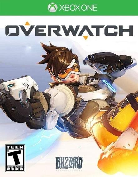 Overwatch - Jogo Xbox One - Midia Digital - Envio Digital