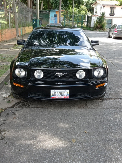 Ford Mustang Gt Gt Automatico