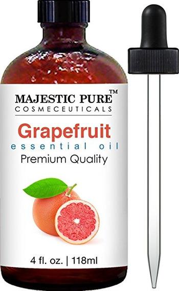 Aceites Esenciales - Grapefruit 120 Ml 100% Naturales Y Puro