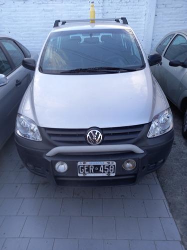 Volkswagen Crossfox 1.6 Full
