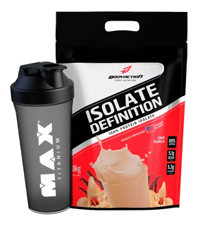 Whey Protein Isolado Isolate Definition 1,8kg - Body Action
