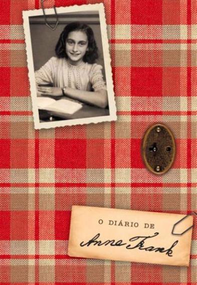 O Diário De Anne Frank (edição Capa Dura)