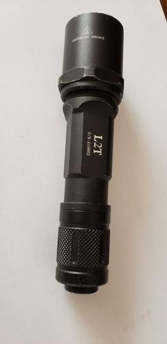 Lanterna Solarforce L2t , Padrão P60, Não Acompanha Dropin
