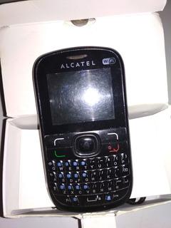 Celular Alcatel 639d Dual Chip Usado Na Caixa