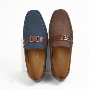 Zapatos 2x1 P/caballero Mundo Terra 018784 Uy4