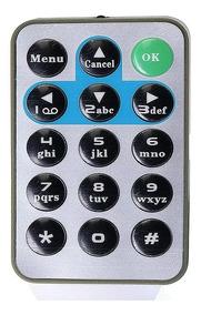 Controle Câmera De Trilha Hc 300 A Modelo Com Número