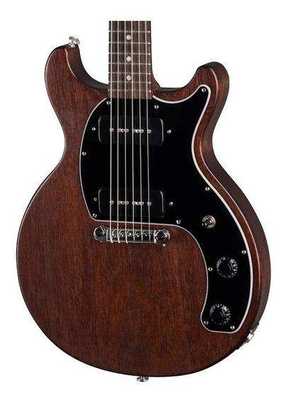 Guitarra Gibson Les Paul Special Tribute Dc Worn Brown + Bag
