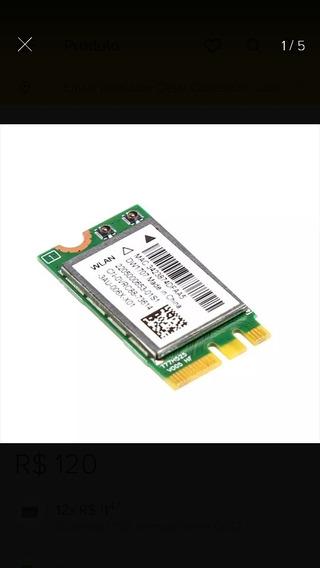 Placa Wireless Bluetooth Dell I5 5566-a10p Novo Original