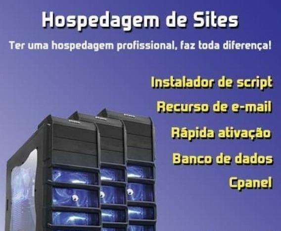 Hospedagem De Sites 100gb Ssd, Ssl, Criador De Sites, Cpanel