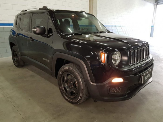 Renegade 1.8 16v Flex 4p Manual