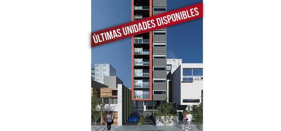 Departamento · 31m2 · 1 Ambiente - En Construcción