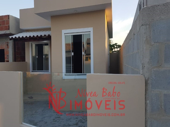 Casa 2 Quartos, 1ª Locação, Próximo A Rodovia. - Vcac 238 - 34077058