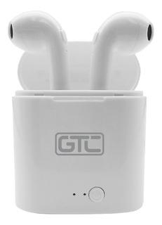 Auricular Bluetooth Interno Gtc Hsg-152 Earbuds Inalambrico
