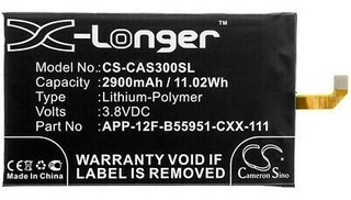 Bateria Para Cat S30 Caterpillar S30 App-12f-b55951-cxx-111