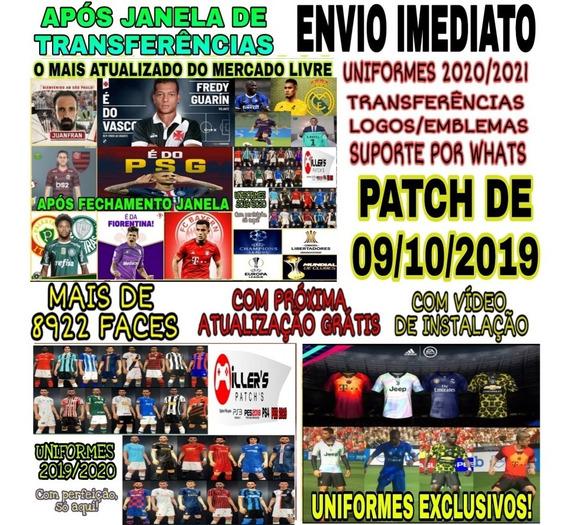 Patch De Faces Pes 2018 Ps3, Uniformes 2020,estadios Editado