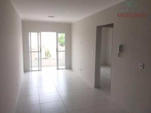 Apartamento Com 1 Dormitório À Venda, 44 M² Por R$ 220.000,00 - Parque Jardim Europa - Bauru/sp - Ap1781
